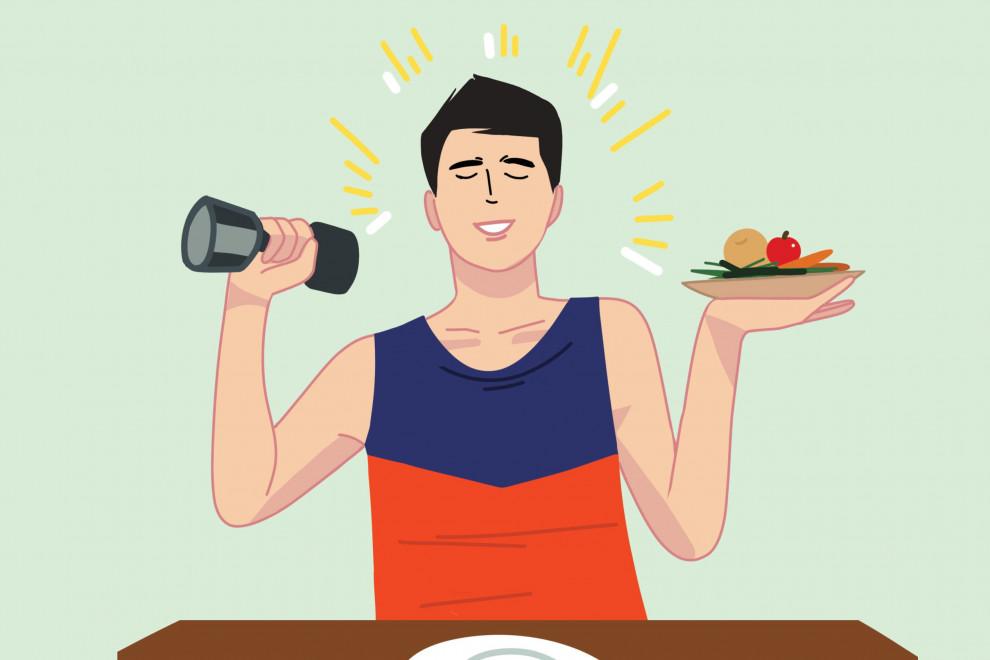 Nutrición deportiva: qué es