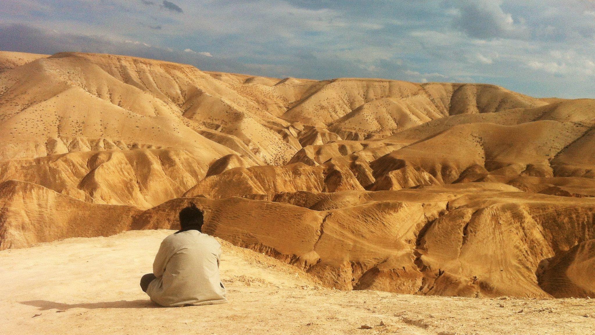 Desierto barrera