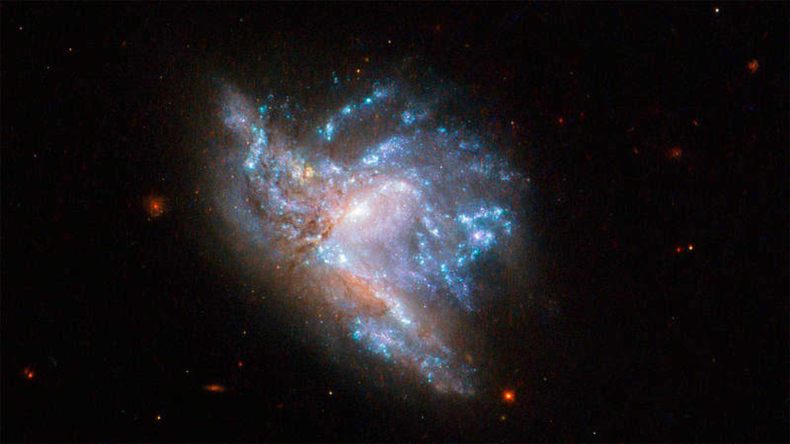 Galaxia irregular