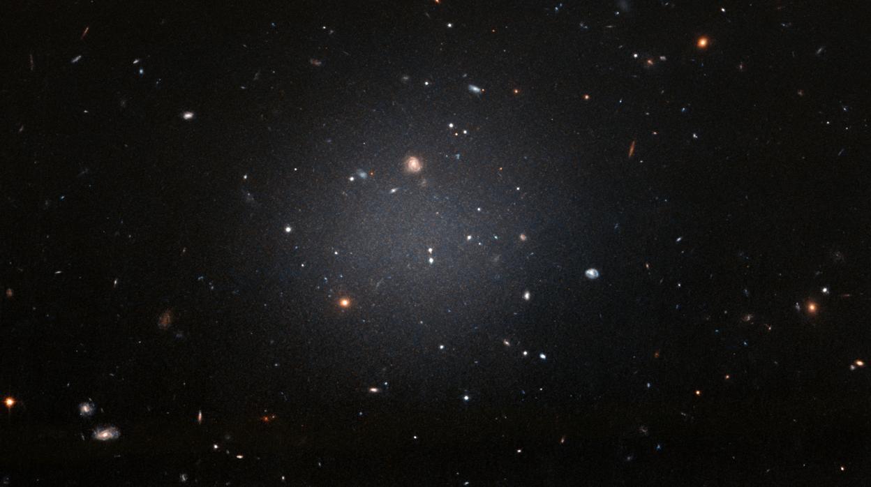 Galaxia ultra difusa