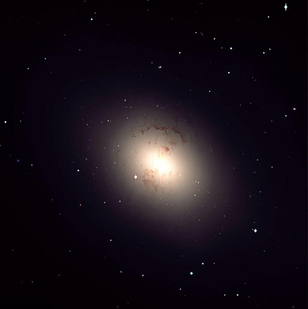 Galaxia elíptica