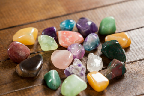 Cómo forman minerales rocas